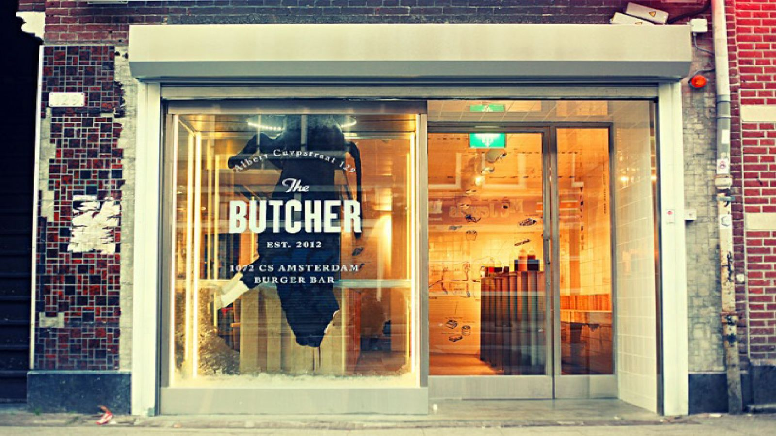 The Butcher 9 Streets
