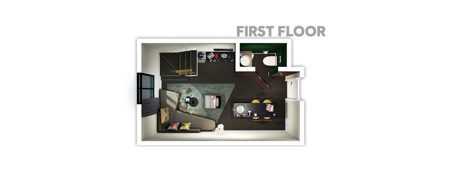 First Floor MARVELOUS SUITE Bank - W Amsterdam