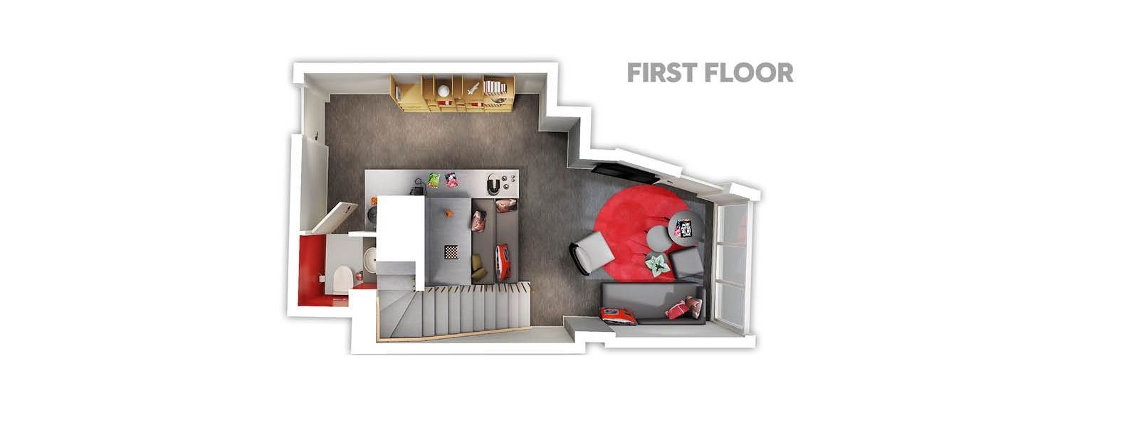 First Floor MARVELOUS SUITE Exchange - W Amsterdam